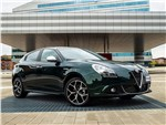 Alfa Romeo Giulietta - Alfa Romeo Giulietta 2019 вид спереди
