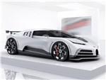 Bugatti Centodieci - Bugatti Centodieci 2020 вид спереди сбоку
