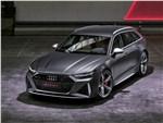 Audi RS6 - Audi RS6 Avant 2020 вид спереди