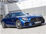 Mercedes-Benz AMG GT - Mercedes-Benz AMG GT 2020 вид спереди