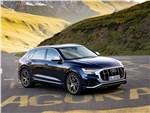 Audi SQ8 - Audi SQ8 TDI 2020 вид спереди