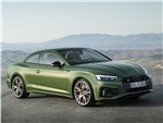 Audi A5 - Audi A5 Coupe 2020 вид спереди