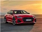 Audi RS7 - Audi RS7 Sportback 2020 вид спереди
