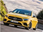 Mercedes-Benz A-Class AMG - Mercedes-Benz A35 AMG 4Matic 2019 вид спереди