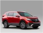 Honda CR-V - Honda CR-V 2020 вид спереди