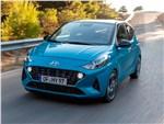 Hyundai i10 2020 вид спереди