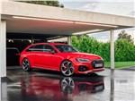 Audi RS4 - Audi RS4 Avant 2020 вид спереди