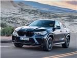 BMW X6 M - BMW X6 M 2020 вид спереди