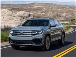 Volkswagen Atlas Cross Sport - Volkswagen Atlas Cross Sport 2020 вид спереди