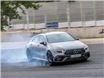 Mercedes-Benz CLA AMG - Mercedes-Benz CLA AMG 2020 вид спереди