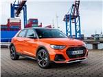 Audi A1 Citycarver - Audi A1 Citycarver 2020 вид спереди