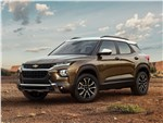 Chevrolet TrailBlazer - Chevrolet Trailblazer 2021 вид спереди