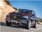 Mercedes-Benz GLS Maybach - Mercedes-Benz GLS 600 Maybach 2021 вид спереди