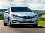 Opel Astra - Opel Astra 2020 вид спереди