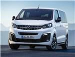 Opel Zafira - Opel Zafira Life 2020 вид спереди