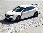 Honda Civic Type R - Honda Civic Type R 2018 вид спереди