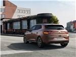 Renault Megane 2020 вид сзади