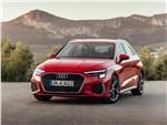Audi A3 Sportback 2021 вид спереди