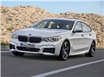 BMW 6 series - BMW 6-Series Gran Turismo 2018 GT вид спереди