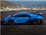 Bugatti Chiron Pur Sport - Bugatti Chiron Pur Sport (2021) вид сбоку