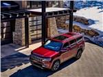 Jeep Wagoneer - Jeep Wagoneer (2022) вид сверху