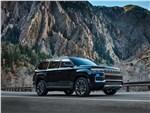 Jeep Grand Wagoneer - Jeep Grand Wagoneer (2022) вид спереди
