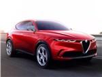 Alfa Romeo Tonale Concept (2019)