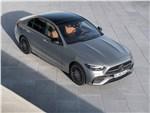 Mercedes-Benz C-Class - Mercedes-Benz C-Class (2022) вид сверху