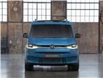 Volkswagen Caddy - Volkswagen Caddy (2021) вид спереди