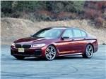 BMW M550i xDrive 2021