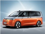 Volkswagen Multivan - Volkswagen Multivan (2022) вид сбоку