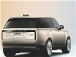 Land Rover Range Rover - Land Rover Range Rover (2021) вид сзади