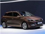 Hyundai показал в Париже новое поколение хэтчбека i20