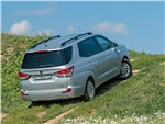 SsangYong Stavic - SsangYong Stavic 2014 вид сзади