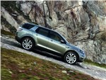 Land Rover Discovery Sport - Land Rover Discovery Sport 2015 вид сбоку