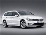 Volkswagen Passat GTE 2015 универсал вид спереди