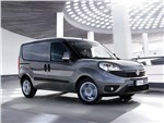 Fiat Doblo 2015 вид сбоку