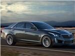 Cadillac CTS-V - Cadillac CTS-V 2016 вид спереди сбоку