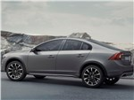 Volvo S60 Cross Country - Volvo S60 Cross Country 2016 вид сбоку