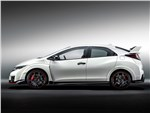 Honda Civic Type R - Honda Civic Type R 2015 вид сбоку