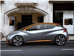 Nissan Sway Concept 2015 вид сбоку
