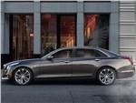 Cadillac CT6 2016 вид сбоку