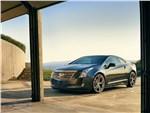 Cadillac ELR - Cadillac ELR 2016 вид спереди сбоку
