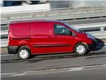 Fiat Scudo - Fiat Scudo Cargo 2014 вид сбоку