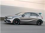 Mercedes-Benz A-Class - Mercedes-Benz A-klasse 2015 вид сбоку