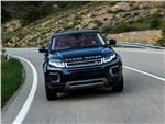 Land Rover Range Rover Evoque - Land Rover Range Rover Evoque 2016 вид спереди