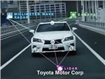 Toyota тоже хочет выпустить беспилотный автомобиль