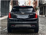 Cadillac XT5 2017 вид сзади