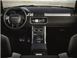 Land Rover Range Rover Evoque Convertible - Land Rover Range Rover Evoque Convertible 2016 салон
