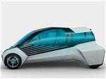Toyota FCV Plus concept 2015 вид сбоку